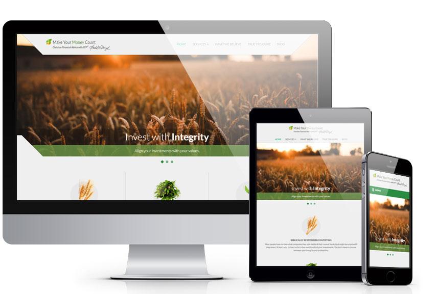 Brilliant Impact Web Design and DIgital Marketing
