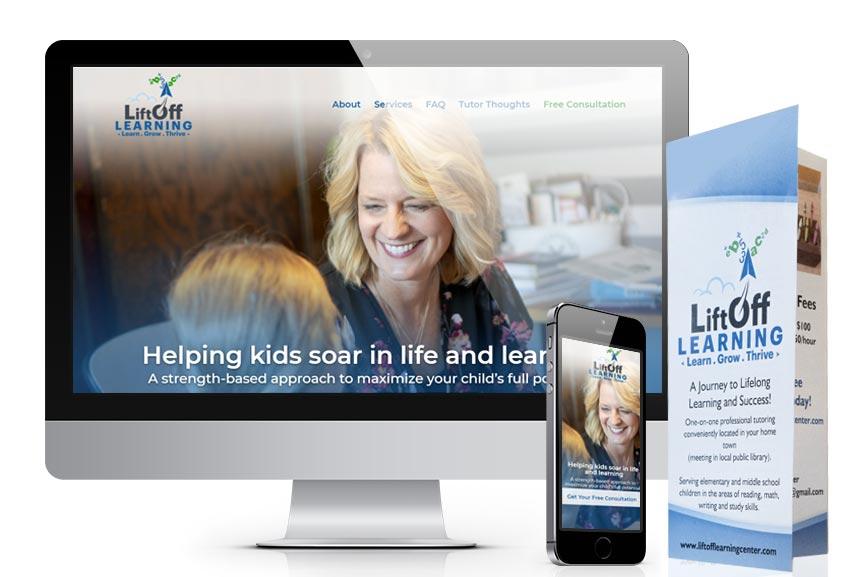 Lift Off Learning Portfolio