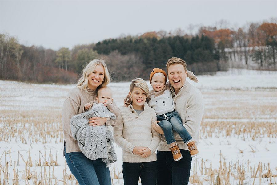 Harsdorf Family Pic